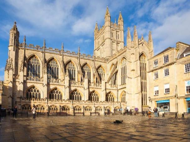 Bath Abbey Somerset, Inglaterra. (Ian Woolcock / Adobe Stock)