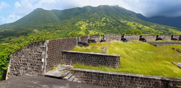 Fortaleza de la colina de Brimstone (Wirepec / Adobe Stock)