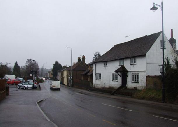 Calle A2, Newington, Kent. (Chris Whippet / CC BY-SA 2.0)