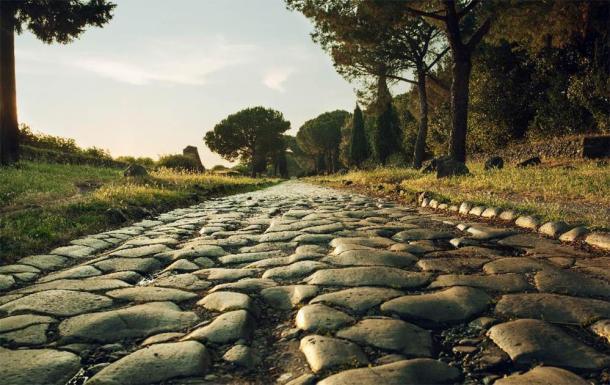 Una antigua calzada romana. (Alex / Adobe Stock)