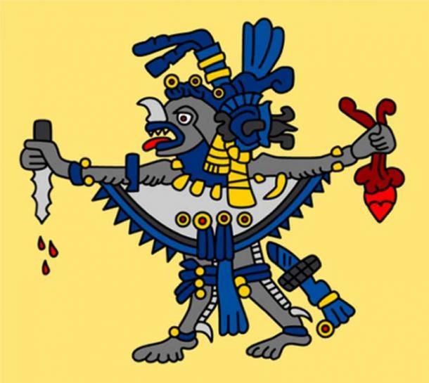 Camazotz, dios murciélago. ( CC BY-NC-SA 2.0 )