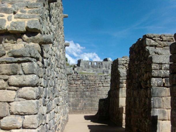 Cantería Machu Picchu. (Crédito: Alicia McDermott)