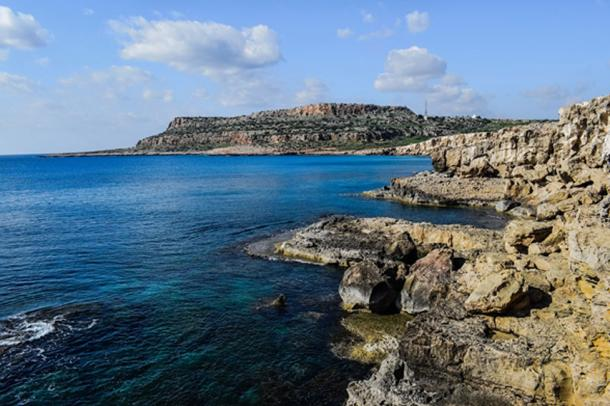 Cabo Greco también afirma ser el hogar del monstruo marino de Ayia Napa. (Max Pixel / Dominio Público)