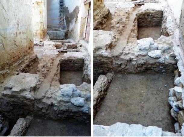 """En el anfiteatro de Cartagena, los arqueólogos descubrieron un """"carcer"""" que una vez tuvo gladiadores y animales feroces. (Ayuntamiento de Cartagena)"""