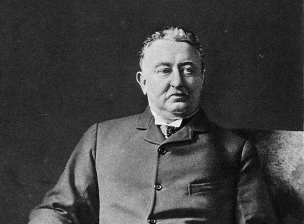 Cecil John Rhodes, 1853 - 1902 (dominio público)