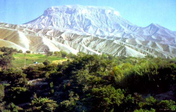Cerro Baúl, Perú, donde la antigua Wari elaboraba cerveza. (Simon Chara / Dominio Público)