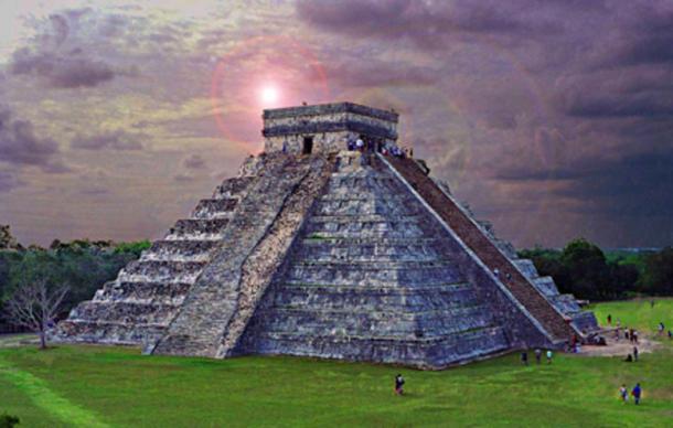 Templo Azteca de Chichén Itzá. (Ted Van Pelt / CC BY-SA 2.0)