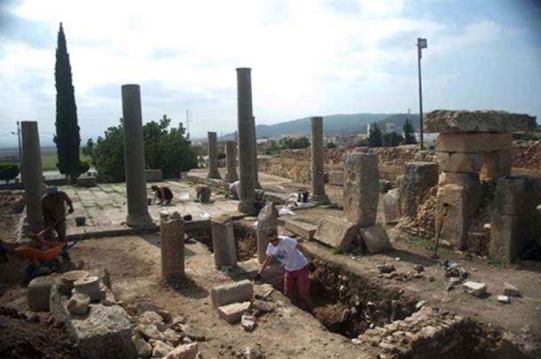 Los investigadores esperan que algunas de las inscripciones romanas arrojen luz sobre el declive de la ciudad. (Proyecto Arqueológico Mustis / Facebook)
