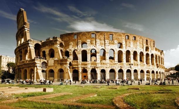El Coliseo de Roma. Fuente: BigStockPhotos