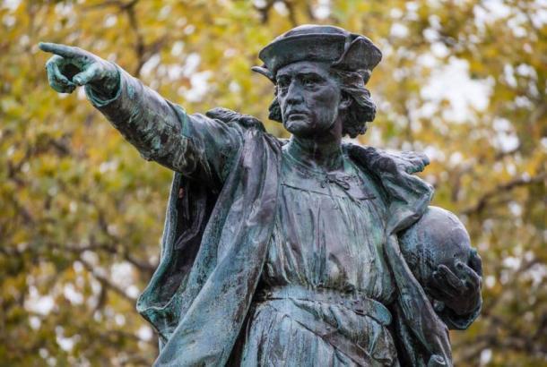 ¿Qué antiguos exploradores llegaron a Norteamérica antes que Colón? (Dominio público)