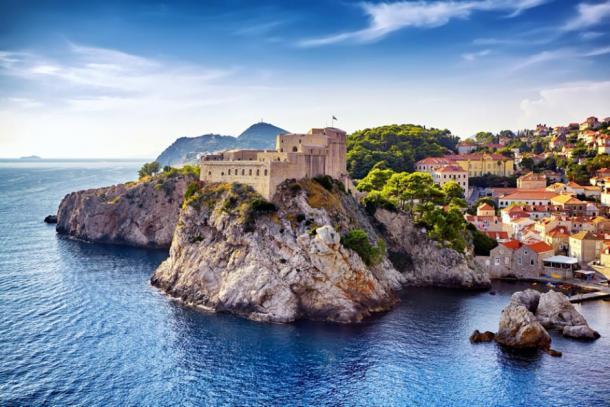 Ahora parte de Croacia, Ragusa (hoy en día Dubrovnik) estaba en la República de Venecia cuando inventó la cuarentena de 40 días para tratar de evitar la peste. (igorp1976 / Adobe stock)