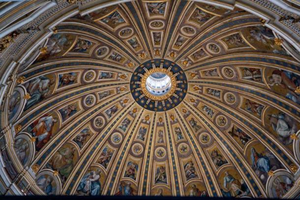 La cúpula de la basílica de San Pedro. Crédito: Ioannis Syrigos.