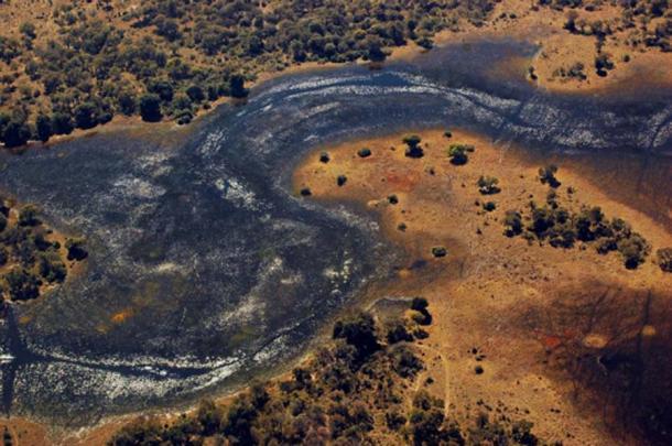Delta del Botsuana Okavango. (youngrobv / CC BY NC 2.0)