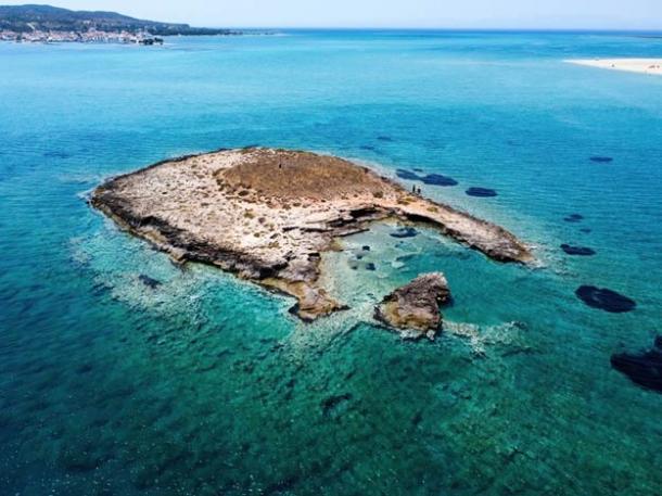 ¿Podría el sitio de Pavlopetri en el sur de Grecia haber sido la inspiración para la historia de la Atlántida de Platón? (NMaverick / Adobe Stock)