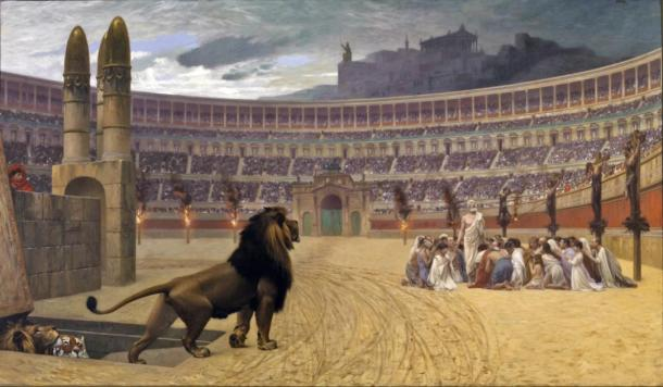 La persecución diocletiana fue la última y más severa persecución de los cristianos en el imperio romano. (Soerfm / Dominio público)