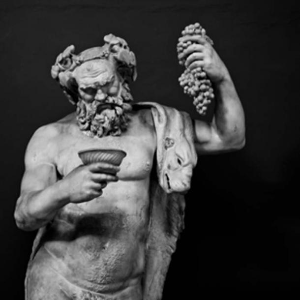 Dioniso - dios del vino. (Derek Key / CC BY-SA 2.0)