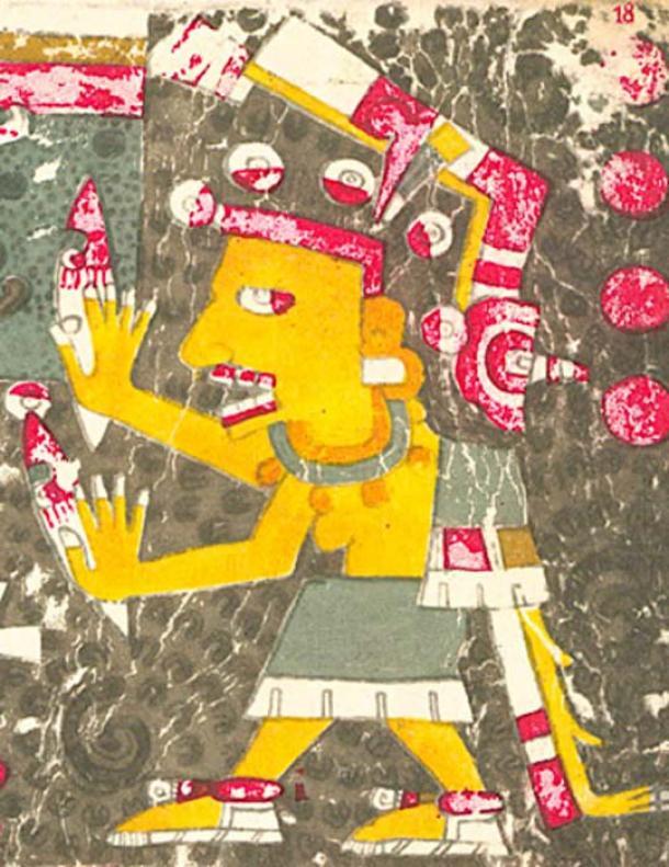 Mictēcacihuātl, diosa del día de los muertos. (Giggette / Dominio público)