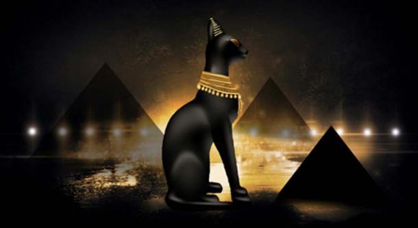 Diosa de Egipto, Bastet. Crédito: MiaStendal / Adobe Stock