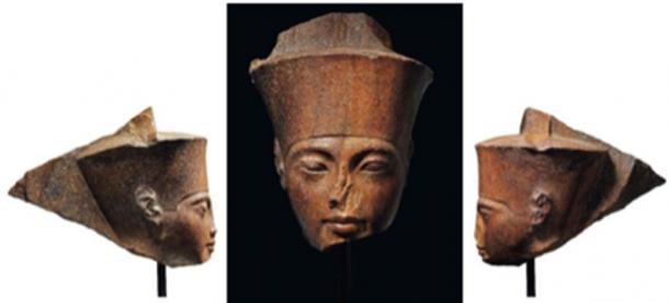 Los funcionarios egipcios exigen que Christie demuestre que la estatua del Rey Tut abandonó el Egipto legalmente. (Christie's)