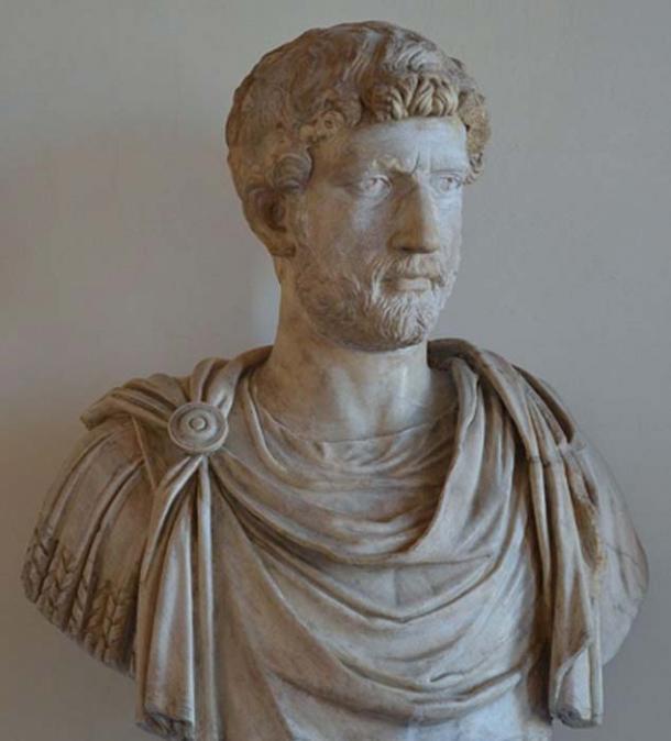 El emperador romano Adriano hizo cambios en la Acrópolis de Atenas. (Butko / CC BY-SA 2.0)