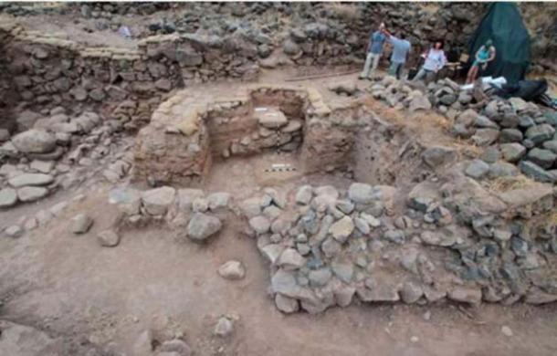 El equipo que encontró la Puerta de la Ciudad ha estado excavando en Bethsaida durante 32 años. (Rami Arav / University of Nebraska)