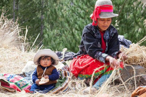 El idioma es importante para conservar la cultura de los pueblos, ya que el idioma Resigaro está en peligro de extinguirse. (Geraint Rowland / CC BY-SA 2.0)