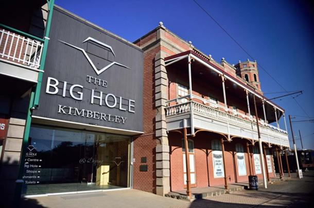 El Museo de la Mina Kimberley y la Ciudad Vieja (Turismo en Sudáfrica / CC BY 2.0)