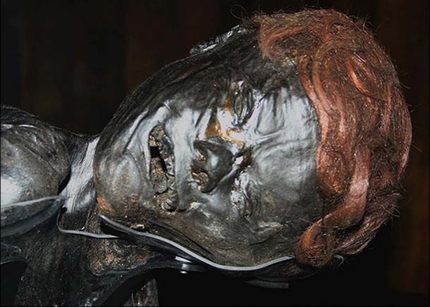 El rostro del hombre de grauballe. (Yerpo / CC BY-SA 3.0)