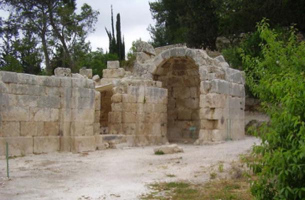 Emaús Nicopolis es visto por algunos expertos como la ciudad bíblica de Emaús. (Avi1111 / CC BY-SA 4.0)