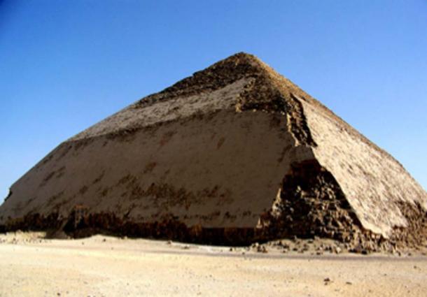 En julio de 2019, Egipto abrió la Pirámide Doblada para el turismo por primera vez desde 1965. (Lexie / / CC BY-SA 2.0)