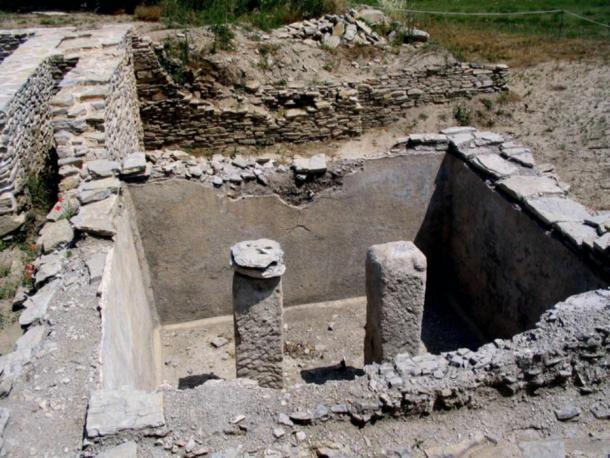 Excavación en Iruña-Veleia. (Jabi Zabala / CC BY-NC-SA 2.0)
