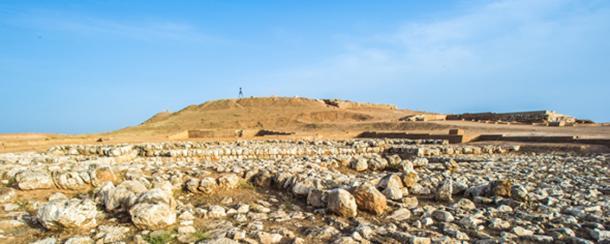Excavaciones de Ebla en el desierto de Siria. (siempreverde22 / Adobe)