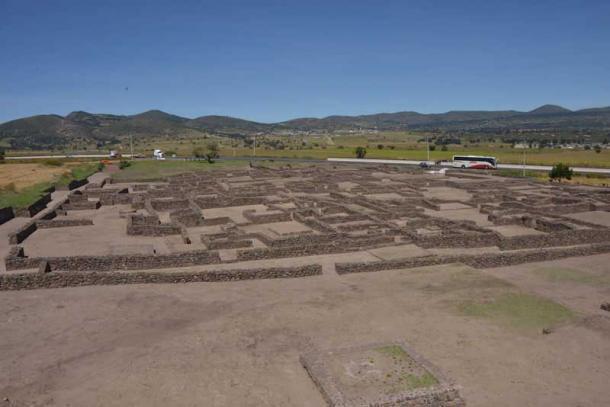 Las excavaciones revelan la venganza española contra la gente de Zultépec-Tecoaque. (Melitón Tapia / INAH)
