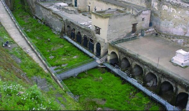 El fornici de Herculano. (Rachelle Martyn et al, Antigüedad)