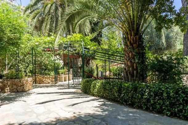Los jardines de la tumba en Jerusalén, Israel (alefbet26 / Adobe Stock)