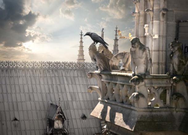 Gárgolas / quimeras en Notre Dame. (Givaga / Adobe Stock)