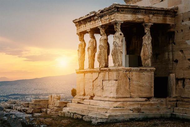 Ahora todos pueden disfrutar de la belleza del sitio antiguo más emblemático de Grecia. Crédito: 9parusnikov / Adobe Stock