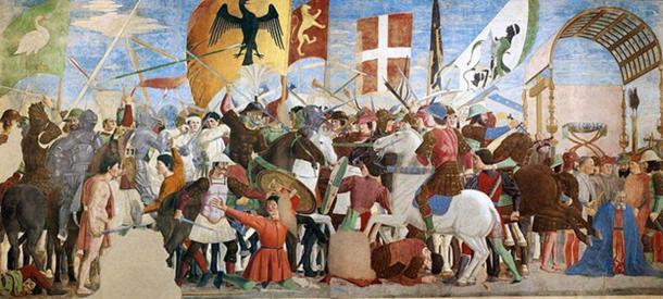 Heraclio había usado la estrategia militar delineada por el emperador Mauricio; sin embargo, se necesitaba un nuevo sistema de defensa bizantino. (Elocuencia / Dominio Público)
