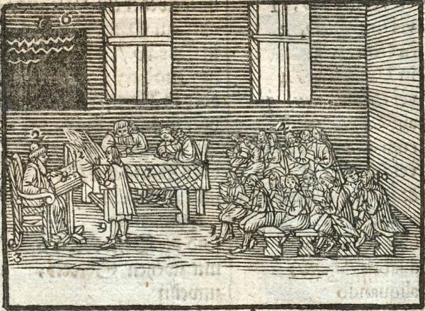 La mayoría de los historiadores coinciden en que John Amos Comenius es el primer maestro de historia humana y el padre de la educación moderna. (Dominio público)