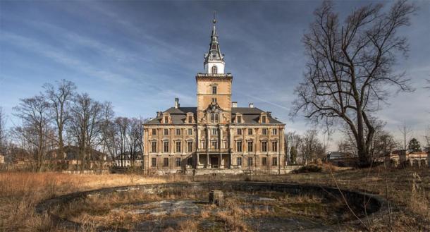 Palacio Hochberg en Roztoka, Polonia. (TemAonline)