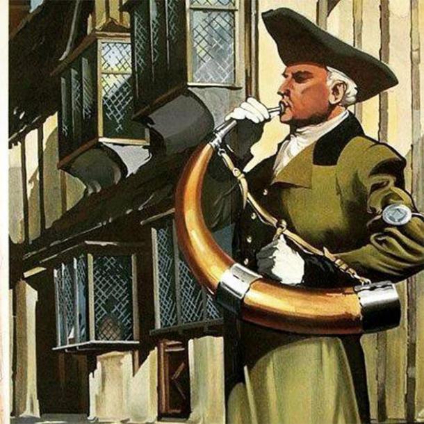 La bocina ha anunciado el reloj durante la conquista normanda, la muerte negra, la guerra civil inglesa y el bombardeo alemán de Gran Bretaña durante la Segunda Guerra Mundial. (Ripon Hornblower)