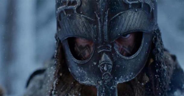 Captura de pantalla de la película vikinga. (Vimeo)