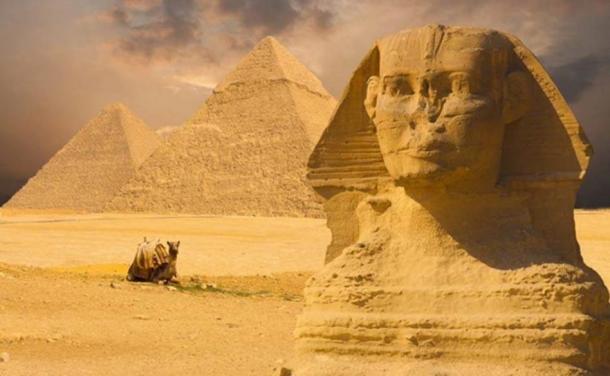 La esfinge y las grandes pirámides de Egipto. (Fuente: BigStockPhoto)