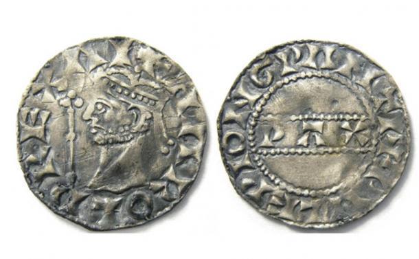 El raro centavo de plata Henry II de Reece Pickering, ¡un hallazgo de moneda medieval notable! (Hansons Auctioneers)