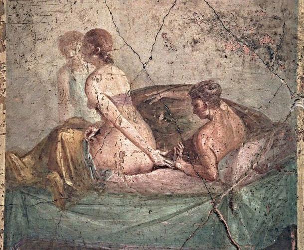 La antigua Roma albergaba un próspero negocio de miles de trabajadoras sexuales registradas y no registradas cuya tarea era proporcionar placer. (Mentnafunangann / CC BY-SA 2.0)