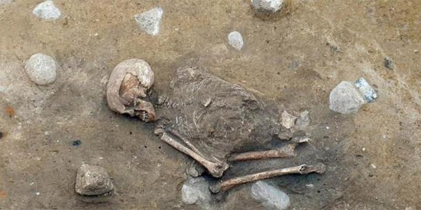 La Dama de Bietikow. (Philipp Roskoschinski / Archaeros-Archäologische Beratung und Projektausführung)