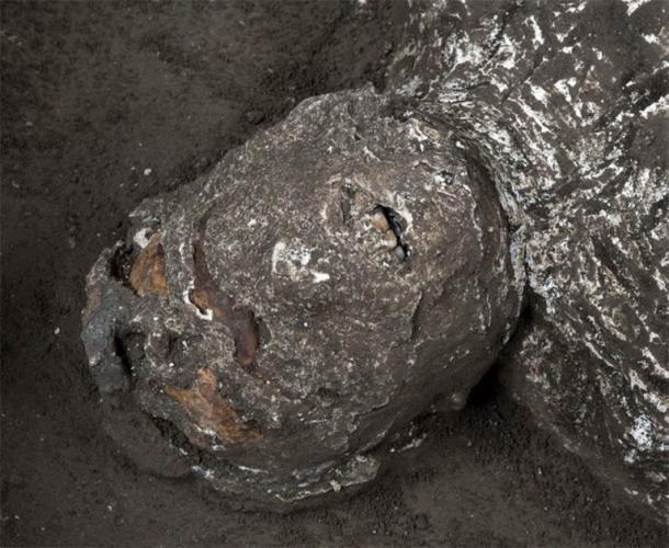 La causa de la muerte de estas desafortunadas personas que murieron durante la erupción del Vesubio en el año 79 d.C., es también la razón por la que los arqueólogos encuentran restos en tan buen estado. (Parco Archeologico di Pompei)