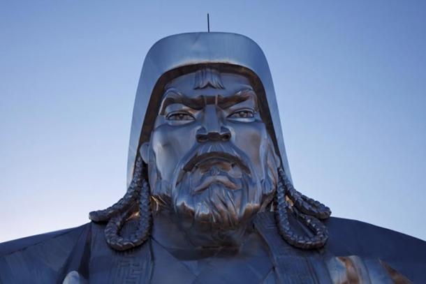 Estatua de Genghis Khan (CC BY 2.0)