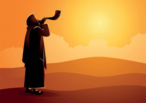 La tradición más conocida de Rosh Hashaná es el toque del shofar. (rudall30 / Adobe Stock)