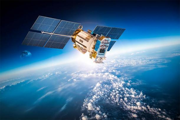 Los cazadores de extraterrestres usan satélites avanzados para monitorear el espacio profundo en busca de comunicación extraterrestre y planetas potenciales que podrían estar observándonos en este momento. (Andrey Armyagov / Adobe Stock)